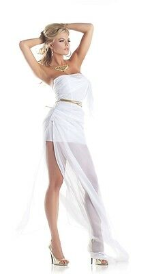 APHRODITE the GODDESS OF LOVE Sexy Adult Womens Costume Greek Mythology