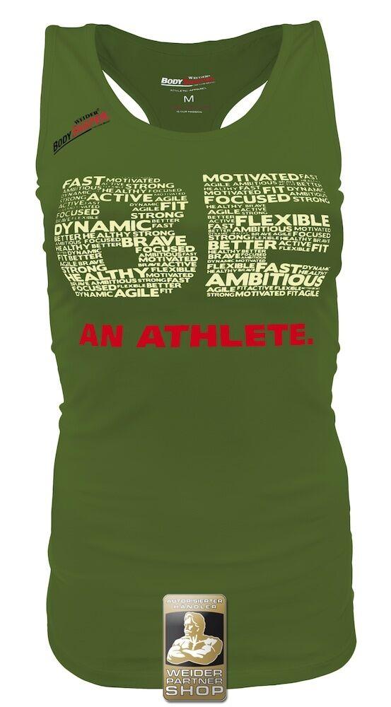Weider Be an Athlete Tank-Top Women navy-green