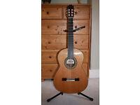 Admira Virtuoso classical Spanish made guitar, excellent condition