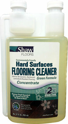 New Shaw R2Xtra 32 fl oz Green Hard Surfaces Flooring Cleaner Concentrate
