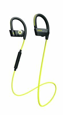 Used, Jabra Sport Pace Wireless Bluetooth Earbuds Yellow (Certified Refurbished) for sale  Mineola
