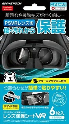 Lens protective sheet VR For PSVR (CUH-ZVR 1, CUH-ZVR 2) PS4 VRF2028 From JAPAN