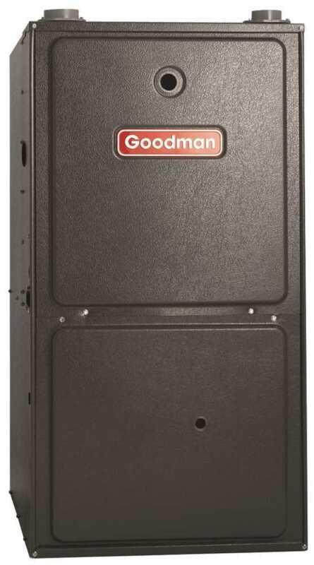 Goodman Gmec960603bn Gas Furnace 96% Efficient 60k Btu 2 Stage Upflow Horizontal