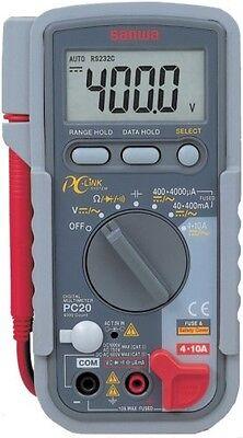 Sanwa Digital Multi Meter Pc20 From Japan