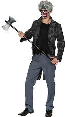 Orl - Herren Kostüm Lumpen Frack Zombie Vampir Halloween