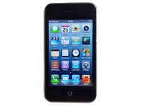 iPhone 3GS 8GB Black unlocked smartphone mobile phone