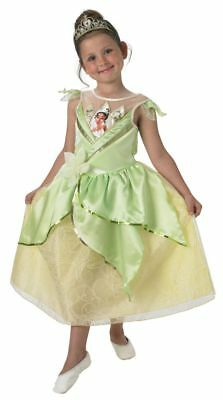 Rub - Disney Prinzessin Kinder Kostüm Tiana mit - Tiana Kostüm Kinder