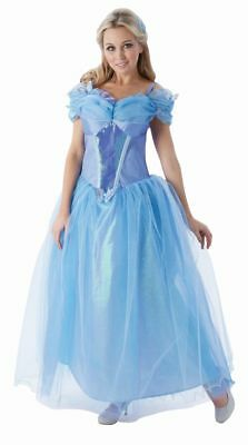 Damen Disney Prinzessin Kostüme (Rub - Disney Damen Kostüm Cinderella Prinzessin Karneval)