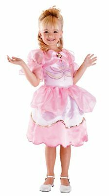 Barbie & the Three Musketeers Corinne Child Costume Small 4-6x - 50541 - Musketeer Costume For Girls