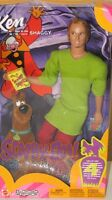 KEN AS SHAGGY DOG BARBIE