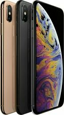 iPhone XS Max 64gb 256gb 512gb Unlocked Smartphone