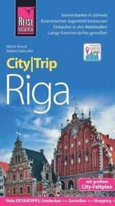 Reise Know-How CityTrip Riga von Robert Kalimullin und Martin Brand (2018)