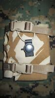 PTT Radio BOWMAN Pouch In British Desert Camo, New.