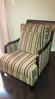 CINDY CRAWFORD HOME - Hudson Accent Chair - $899 OBO