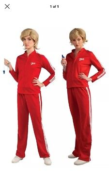 Rubies Adult GLEE Sue Track Suit Halloween CosPlay Theater Costume NEW One Size - Glee Halloween