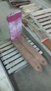 Forklift Forks - 12.5 Ton
