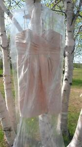 beautiful knee length size 12 barryjay dress