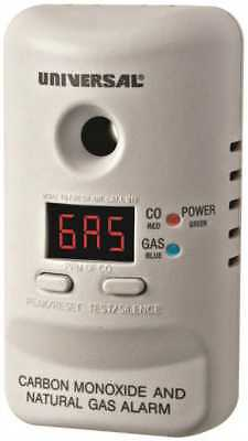 USI MCND401B M Series Plug-In Carbon Monoxide and Natural Gas