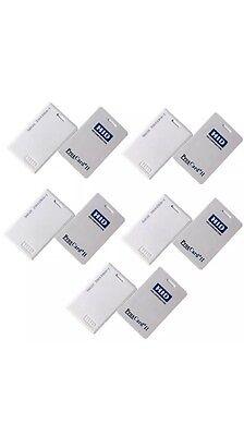 100 Pcs Hid 1326 Proxcard Ii Access Control Cards Key Fobs 26 Bit 125 Khz