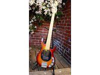 Vintage 5-String Active Bass