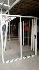 NEW Aluminium Sliding Door 2100mm H x 1810mm W(Includes Delivery) North Hobart Hobart City Preview
