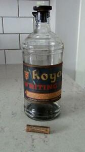 J.E. Poole Company, TO: Royal Writing Ink, 1 Qt. Bottle