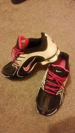 Women's trainers Nike SHOX UK 4,5/ EU 38 only £10