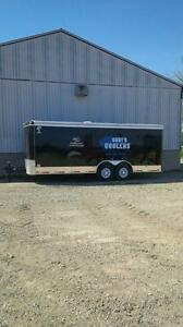Cooler Trailer/ Electric Refrigerated Rentals w/ Draft Option Kitchener / Waterloo Kitchener Area image 5