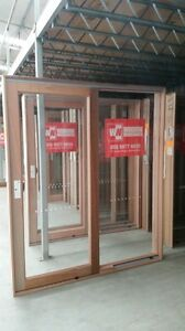 Timber Sliding Door 2107mm H x 1810mm W