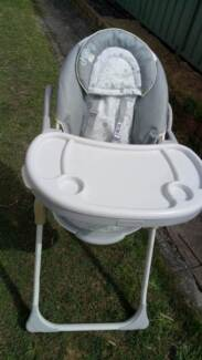 BRIGHT STARS INGENUITY BABY HIGH CHAIR FEEDING HIGHCHAIR TODDLER & highchair in Sutherland Area NSW | Feeding | Gumtree Australia Free ...