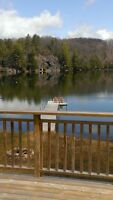 Year Around Rentals All inclusive Muskoka cottage rental $850