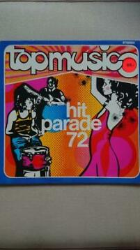 Lp top music hit parade 72 GB