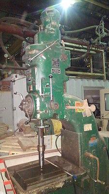 Drill Press Column Archdale Hvy.duty Precision 48 To 2400 Rpm 18x12 Table