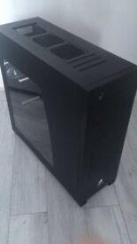 Corsair 800D Case Obsidian Series Black Aluminum / Steel ATX Full Tower Computer Case CC800DW