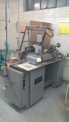 Hardinge Second Operation Lathe Model Dv-59 - Superb Condition Well Equipped