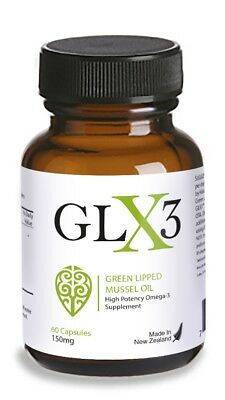 Green Lipped Mussel Oil Capsules - Haka Life GLX3 – BETTER than Fish (Best Green Lipped Mussel)