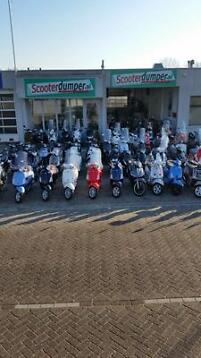 SCOOTER WEESP
