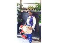 DHOL PLAYER BIRMINGHAM & WEST MIDLANDS