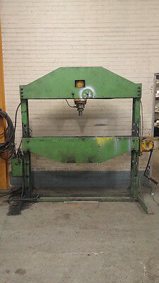 30 Ton Hydraulic Shop Press Heavy Duty Extra Wide