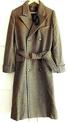 Abrigo Polo Ralph Lauren nuevo ,mujer talla 10.