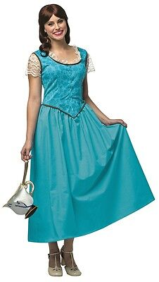 Once Upon a Time Belle Adult Womens Costume](Belle Costume Womens)