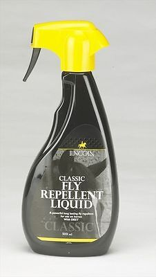 Lincoln classic fly repellent liquid spray 500ml ()