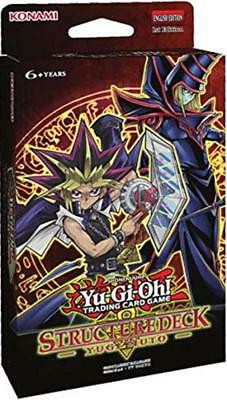 YUGI MUTO 1ST EDITION English Yugioh Card Structure Deck Konami - FREE SHIP