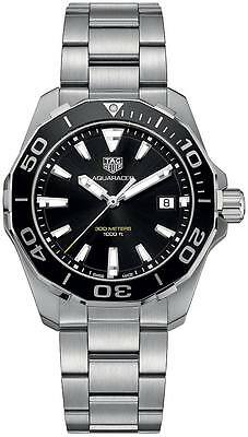 TAG Heuer Aquaracer Stainless Steel Mens Watch WAY111A.BA0928