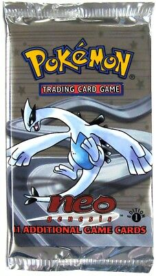 Pokemon Neo Genesis Booster Pack [1st Edition]