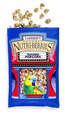 Parrot Pet Food LAFEBER'S Gourmet Popcorn Nutri Berries