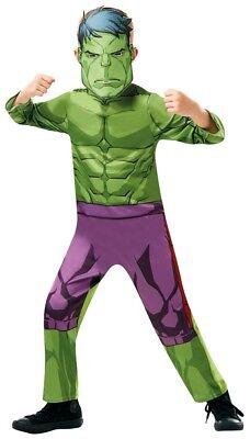 Hulk Avengers Assemble Classic Kinderkostüm NEU - Damen Karneval Fasching (Kinder Hulk Avengers Kostüme)