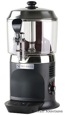 Hot Beverage Sauce Topping Dispenser - Drinking Chocolate Machine - 5 Liter