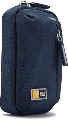 Case Logic TBC-302 Ultra Compact Camera Case with Storage, Blue Japanese Import Ultra Compact Camera Case