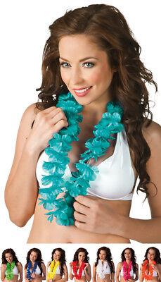 Hawaii Blumenkette zum Südsee Kostüm